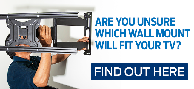 Click Here To Find The Right Wall Mount For Your TV!