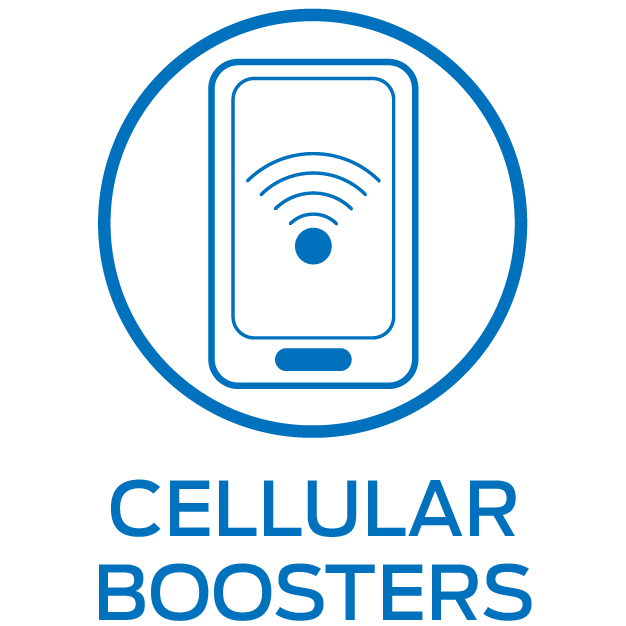 CELLULAR SIGNAL BOOSTERS