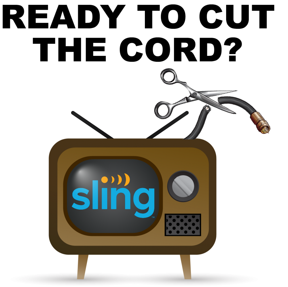 Say Goodbye To Expensive Cable With This Amazing Sling TV Deal