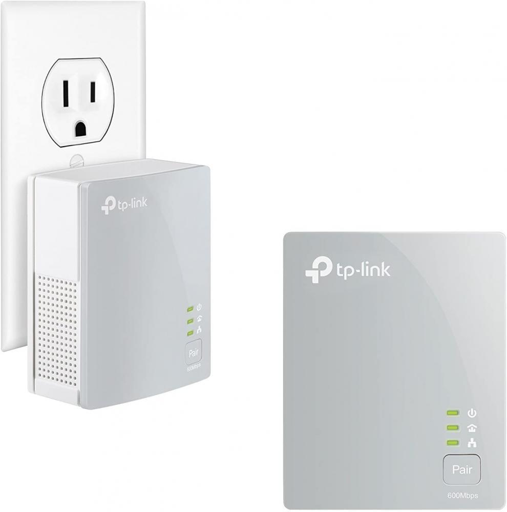 TP-Link AV600 Ethernet Over Powerline Starter Kit