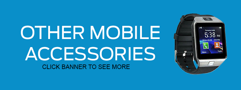 olid Signal carries a wide variety of mobile phone accessories that includes some hard-to-find and uncommon products.
