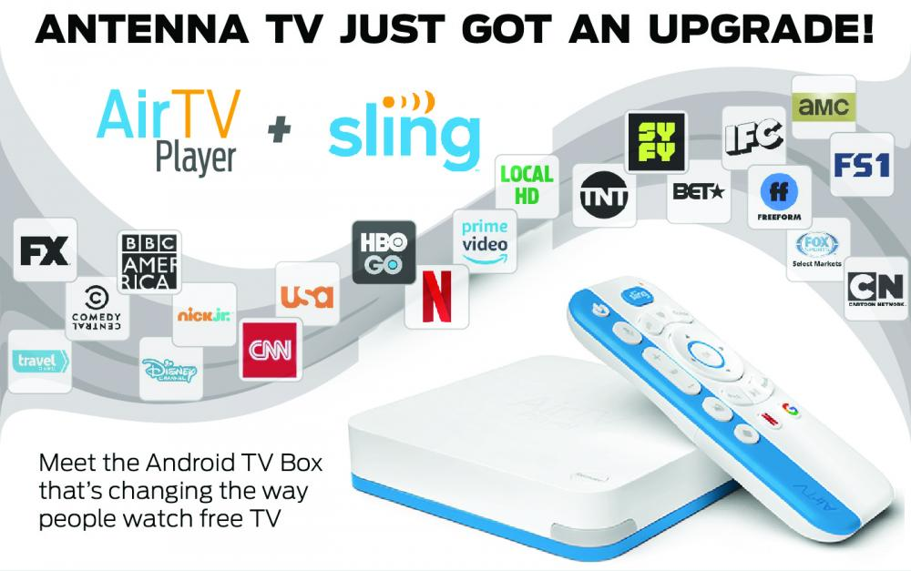 Presidents' Day Sale on AirTV Players - Save up to 50%! - The Solid