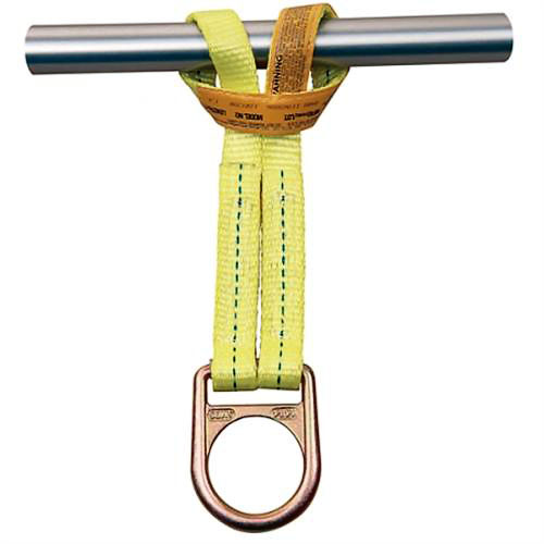 Capital Safety 2' Web Scaffold Choker with DRing and Web Loop (1201391)
