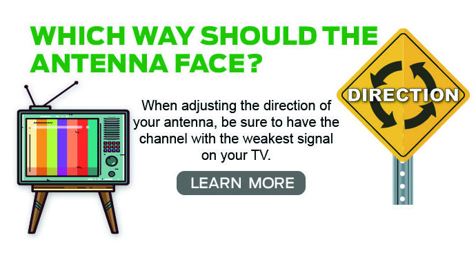 Get The Most Out of Your Indoor TV Antenna With These