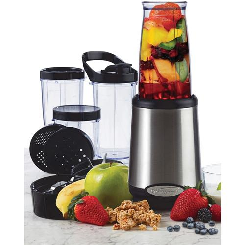 Brentwood Appliances Multi-Pro Personal Blender 20-Piece
