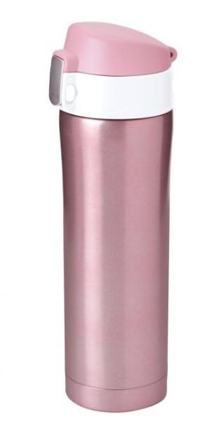 asobu 15-Ounce Pink Diva Tumbler